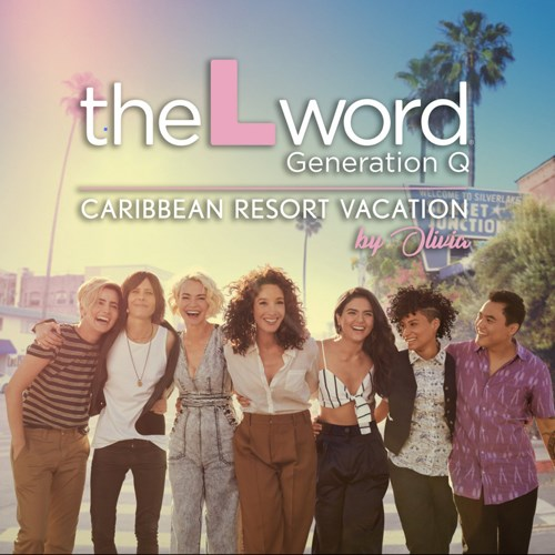 2022 The L Word: Generation Q Caribbean Resort Vacation by Olivia