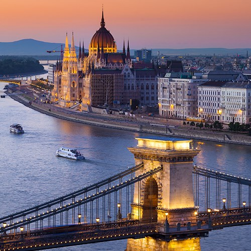 2022 The Danube: Berlin to Budapest Riverboat Cruise